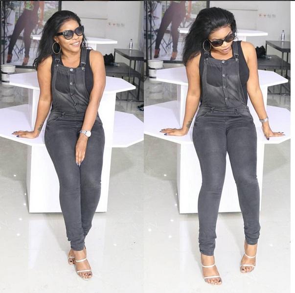 Laura Ikeji at her store