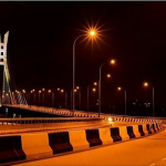 The Lekki- Ikoyi Link Bridge is the most photographed place in Lagos