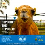 Explore the republic: Join our Gold trip to Omu resort