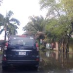 Photos: Heavy rain causes flood in VGC Lekki