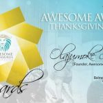 Awesome treasure awards/thanksgiving concert to hold in Victoria Island, Lagos