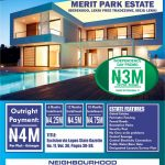 Buy land in Lekki: Invest in Merit Park Real Estate Ibeju Lekki