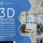 GE Lagos Garage To Start 3D Printing Training [Apply]