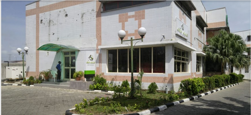 Restaurants in VGC Lagos,Green mealer restaurant review