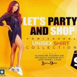 Yomi Casual Partners  Uber Nigeria For Lekki Fashion Event