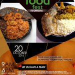 Eko Food Fest Said To Hold In Lekki October 20th