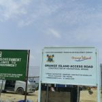 Real Estate Focus: Dredging Photos Of Orange Island In Lekki Phase One