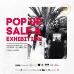 Garmspot Pop-Up Sale/Art Exhibition set for 5th May