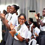 Lekki Schools Dowen college & CIS Lagos debate on new media