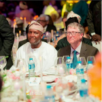 Bill Gates, Otedola, Tinubu & More… Best pictures from Dangote's daughter's high society Lagos wedding