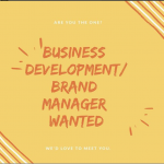 Brand manager/ business development partner at Lekki Republic