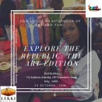 Sign Up for Explore The Republic-The Art Edition Hosted by ArtnLounge