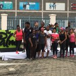 Photos from Palms Lekki Danceathon