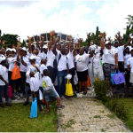 Press release: Hundreds Gathered To Walk Malaria Out with Meditol Nigeria