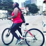 Cycling in Lagos: Nasean shares her experience