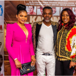 Ireti Doyle, Wale Ojo, Ruby Akubeze, AY, Ayo Mogaji Ifan Micheals Dazzle on the Red Carpet at the Premier of 'Kasanova' the movie