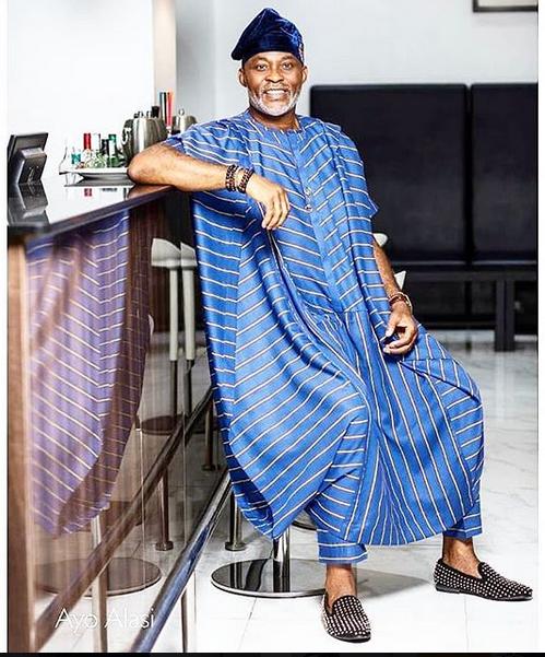 Nigerian-fashion-designer