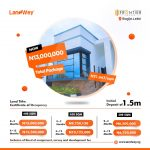 Buy land in Lekki: Frontier Estate Bogije by Landwey Realtors